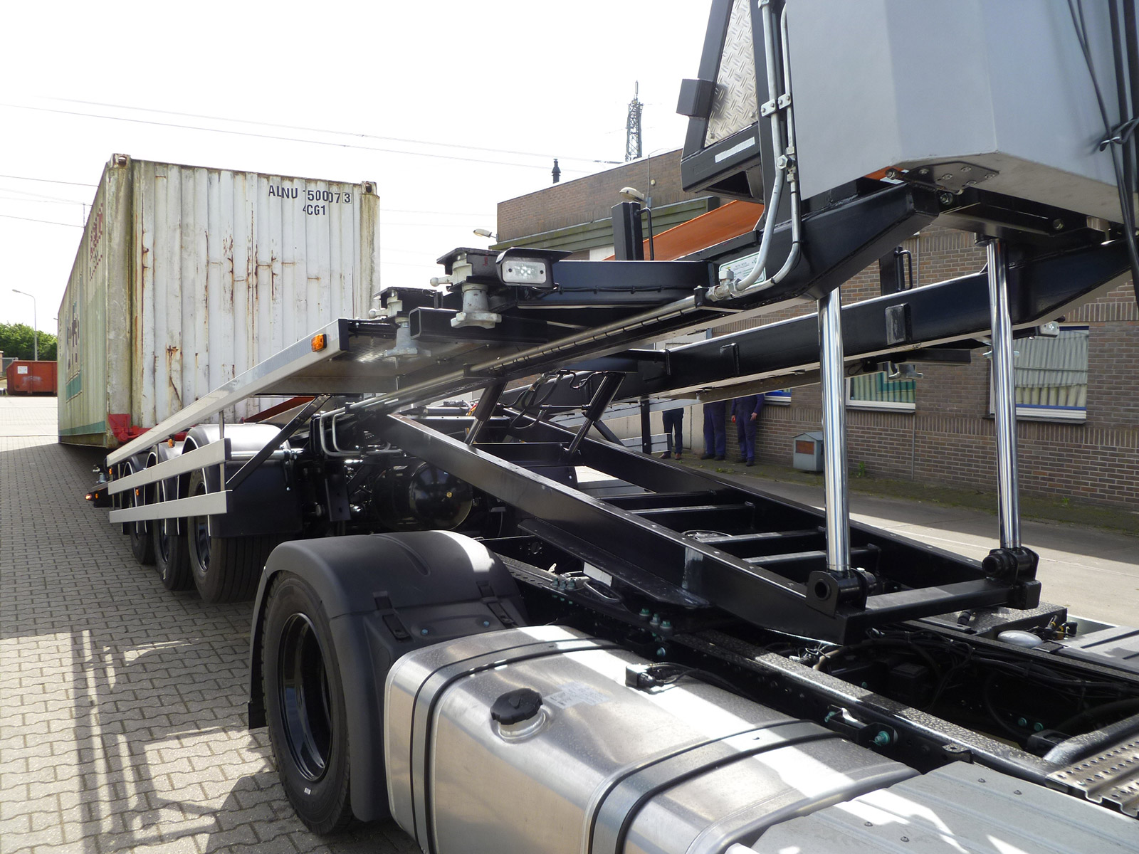 HTS-NCH ISO Mover 40